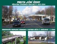 Ocenění Presta 2002 - 2004