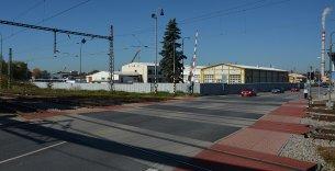 TSO přejezdu v km 117,932 trati Horní Dvořiště - České Budějovice
